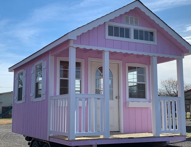 Pink Front Side